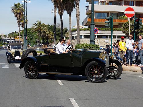 1915 Lancia Theta Sport