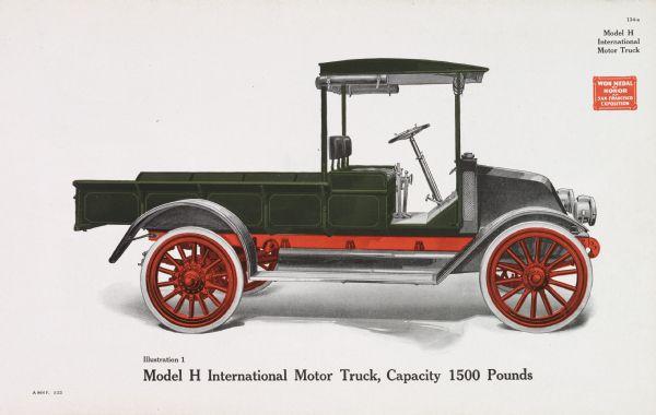 1916 International Model H Truck