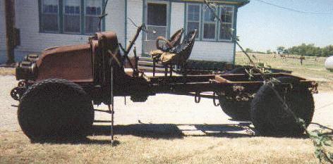 1918 international 2-ton