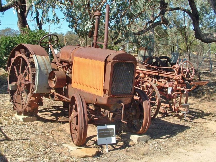 1920's McCormick Deering Tractor, 13-33 Model E