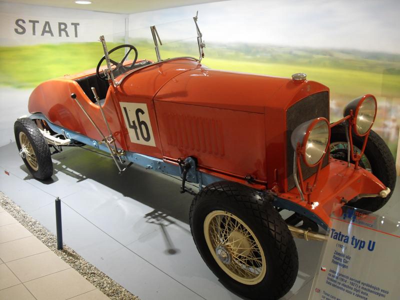 1921 Tatra type U 10