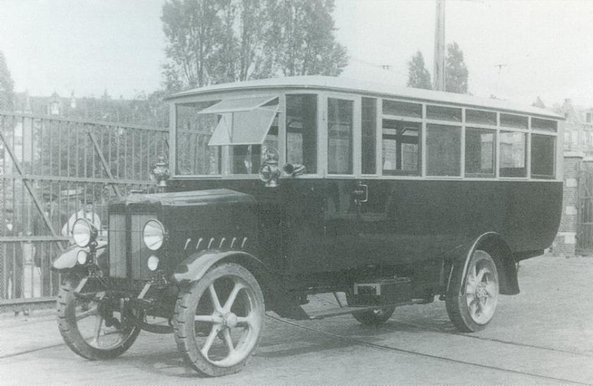 1922 Büssing busserie2 Büssing, Braunschweig(D) (via A. Beers, 's-Gravenhage) - Lange & Gützeit