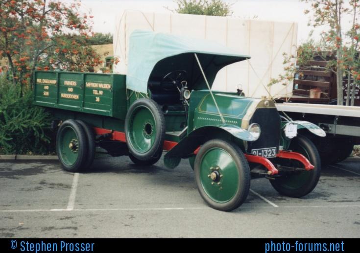 1922 Lancia Triota 2 Ton Lorry