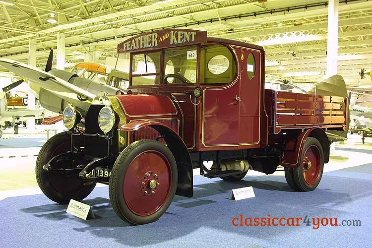 1922 Lancia triota-truck