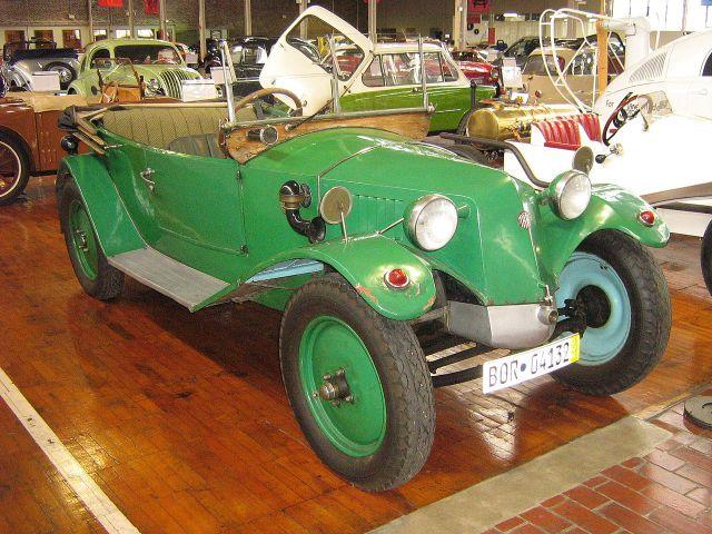 1923 Tatra T-11