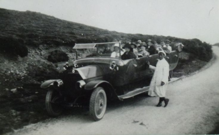 1924 Lancia Charabanc