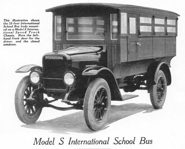 1924 Model S for today's Throw-Back Thursday! It featured a 4-cylinder, block cast engine and sliding gear