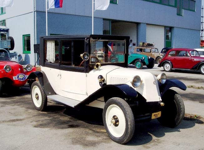 1924 Tatra T-11a