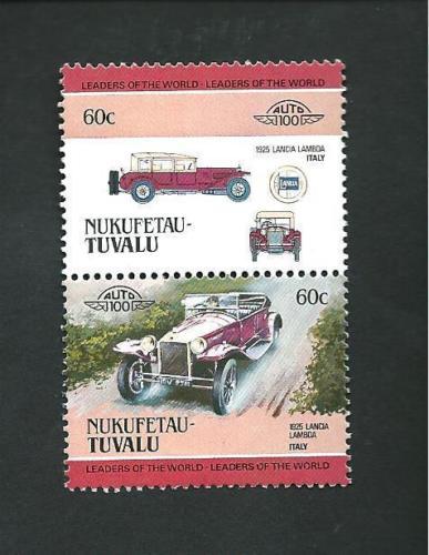 1925 Lancia Lambda del 1925 Nukufetaui - Tuvalu