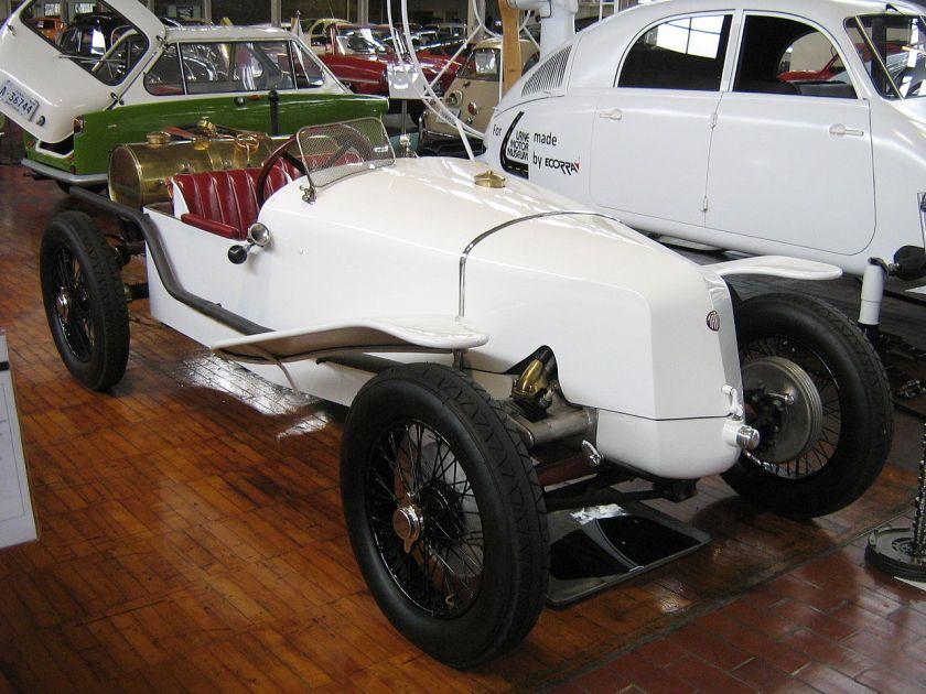 1925 Tatra T-12 Targa Florio