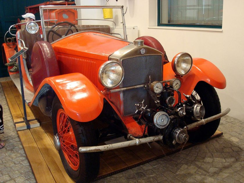 1925 Tatra T17 Ostrava Firefighting truck (7234024490)
