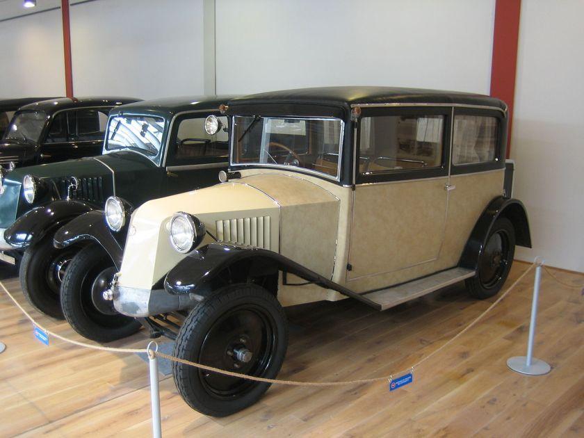 1926-33 Tatra 12