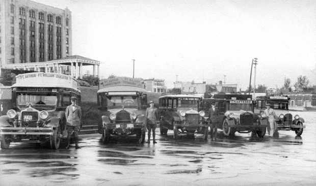 1926 International Transit THUNDER BAY