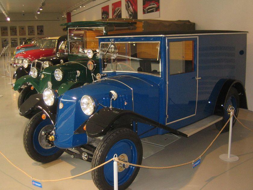 1926 Tatra 12 Van