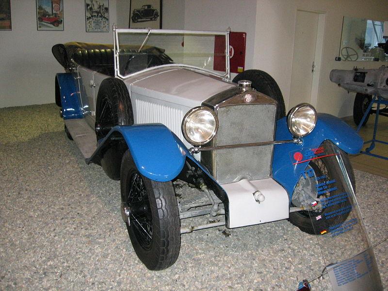 1926 Tatra T17