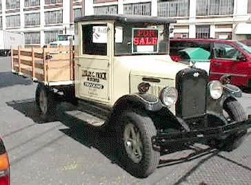 1927 international 4cyl