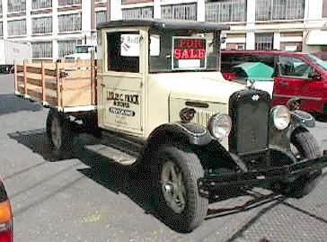 1927 international 4cyl