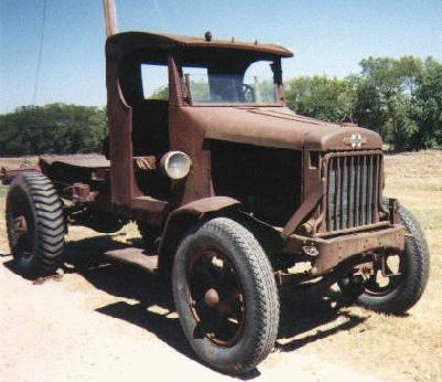 1927 international 54