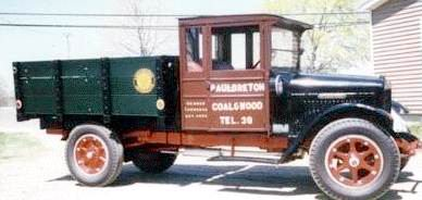 1927 international S24 4cyl