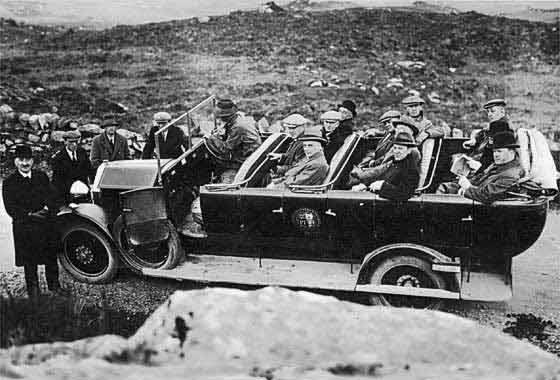 1927 Lancia Charabanc
