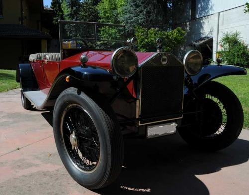 1927 Lancia Lambda 7th series torpedo