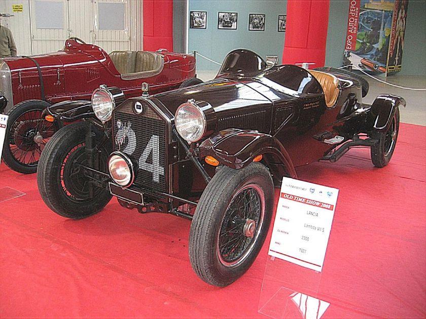1927 Lancia Lambda Mark VII