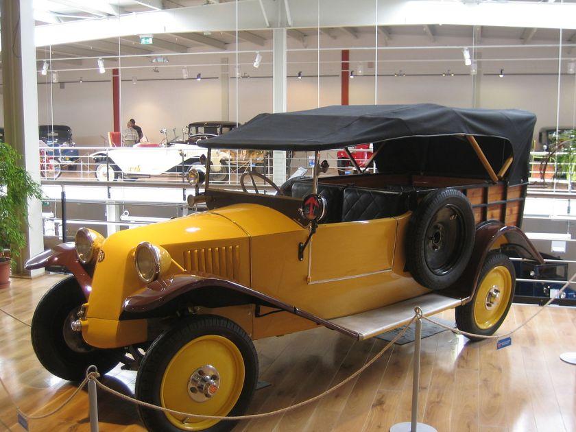 1927 Tatra 12 Normandie