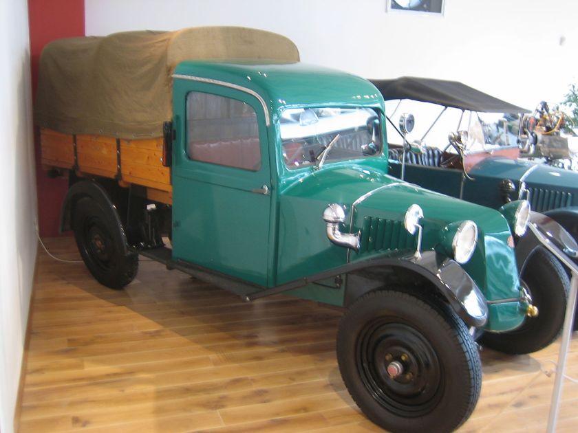 1927 Tatra 12 pickup