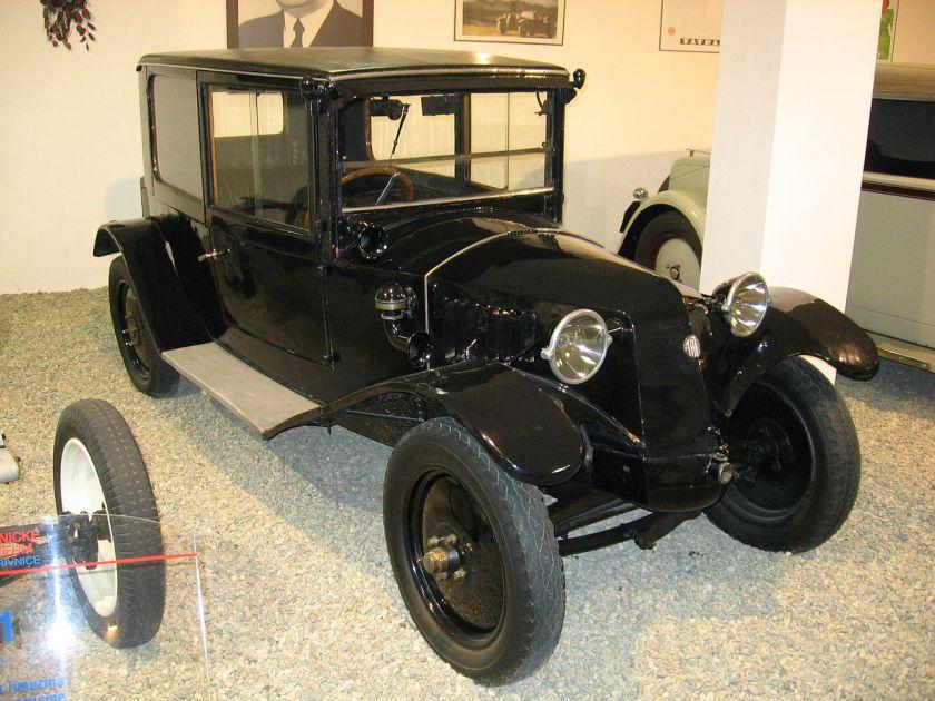 1927 Tatra T12
