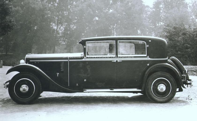 1928-33 Lancia Dilambda 227