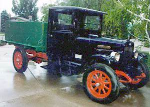 1928 international 1ton 6speed Special