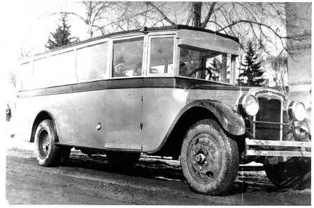 1928 International Model 15 with body by Moore