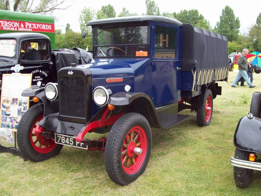 1928 International Speed Six Truck