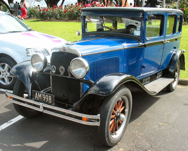 1928 Plymouth Model Q, in Auckland New Zealand