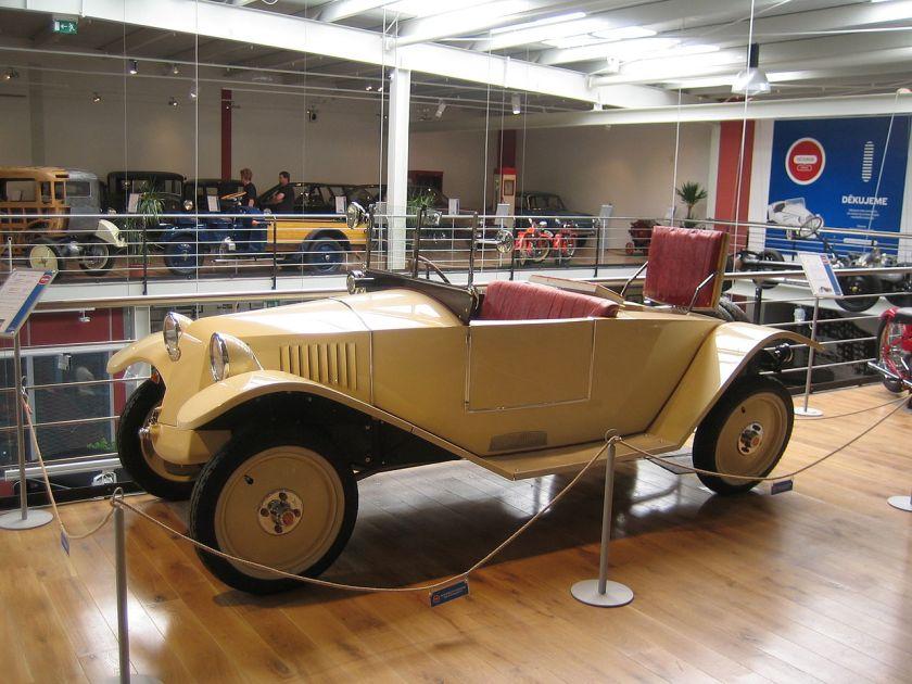 1928 Tatra 12 Sport