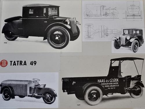 1929-30 Tatra T49