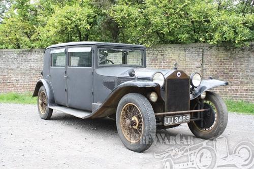1929 Lancia Lambda I