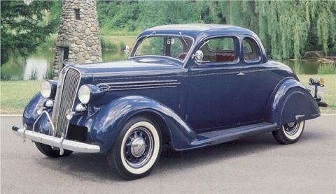 1929 Plymouth P2 Deluxe o