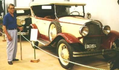 1929 Plymouth Phaeton Argentina