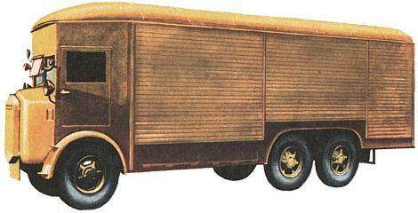 1929 TATRA 24 - BULDOG - 1929