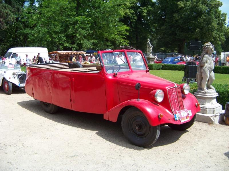 1929 Tatra 43 1