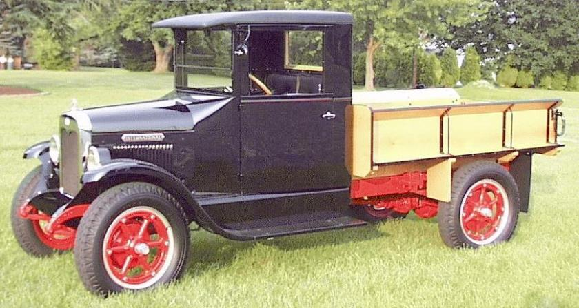1930 international 6spd