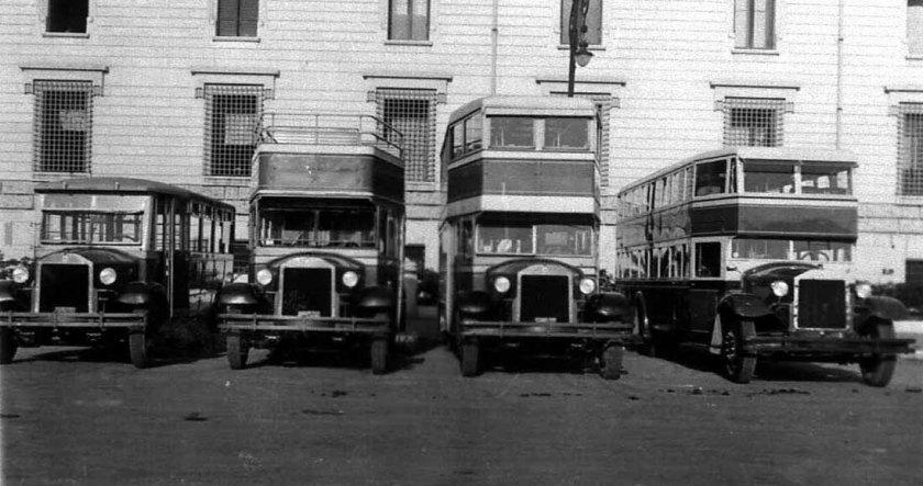 1930 Lancia Omicron 3