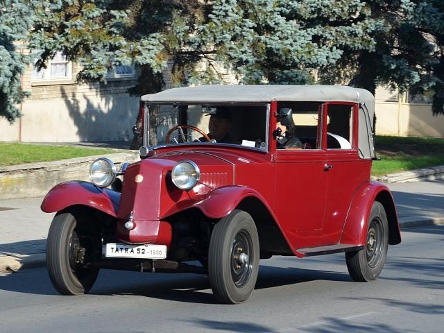 1930 Tatra-52-4