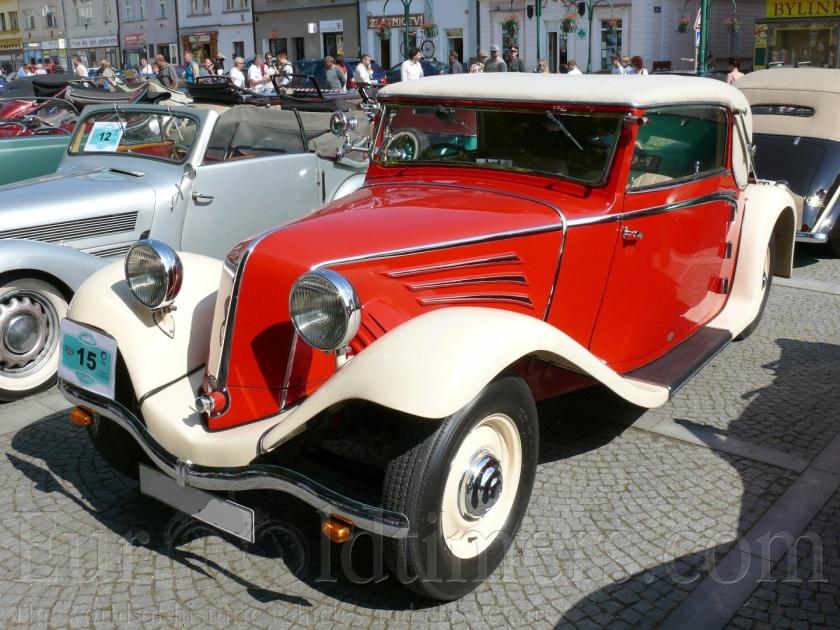 1930 Tatra 52 RW