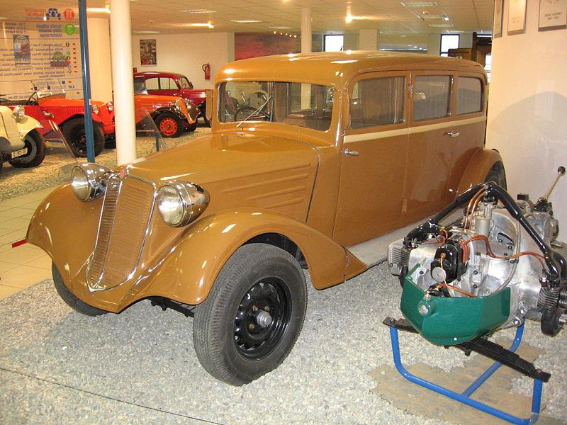 1930 Tatra T30-52