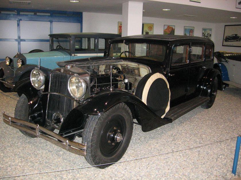 1931-32 Tatra 70