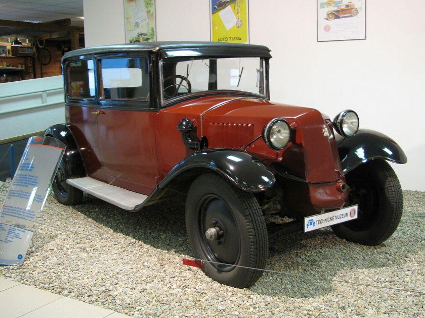 1931-34 Tatra 54 (T54)