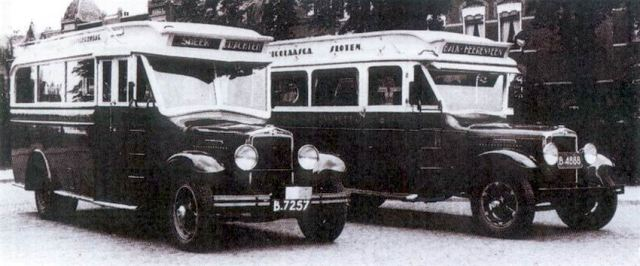 1931 International Hainje Heerenveen B-4888