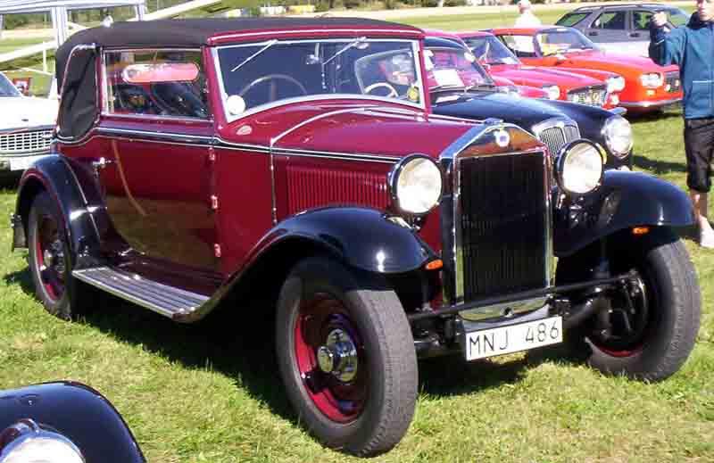 1931 Lancia Artena Cabriolet 2